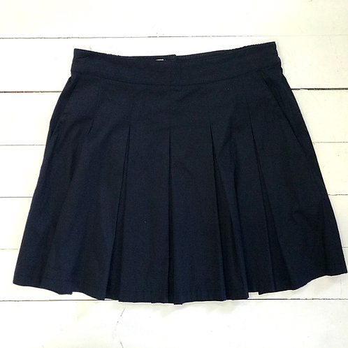 PRADA Pleated Miniskirt