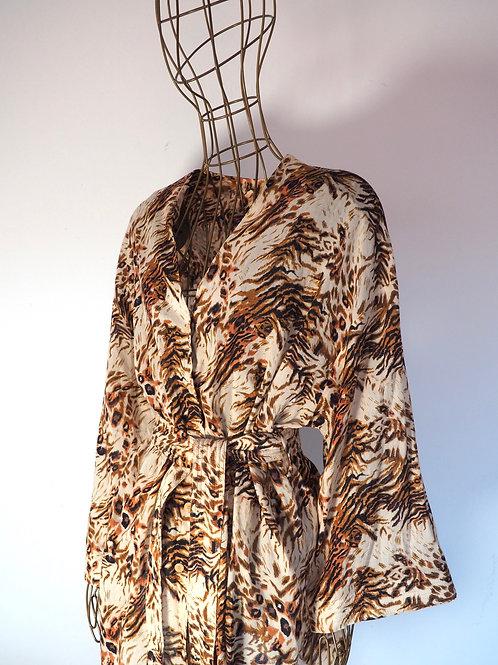 NANUSHKA Tiger Kimono/Dress
