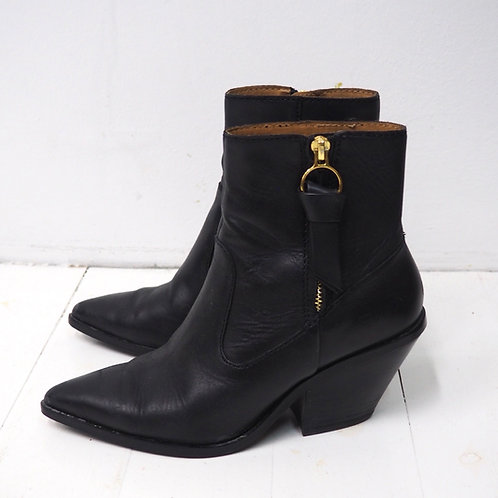 &OTHERSTORIES Zip Ankle Boots