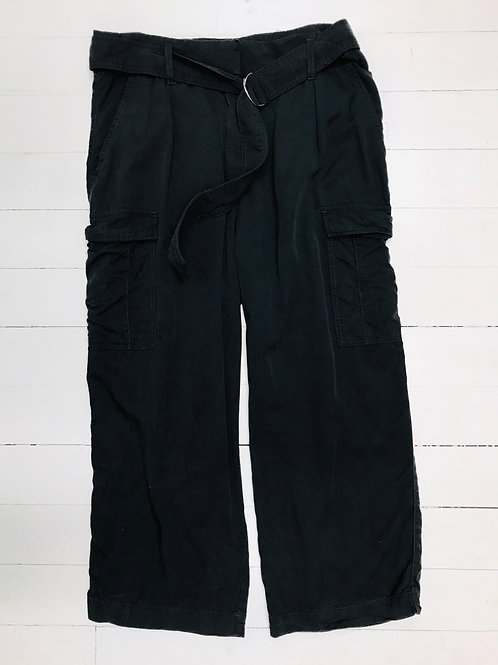 Deepgrey H&M Pants with Side Pockets