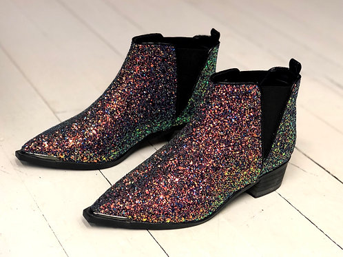 ASOS Sequin Ankleboots