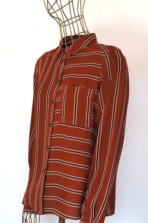 MARKS&SPENCER Striped Shirt