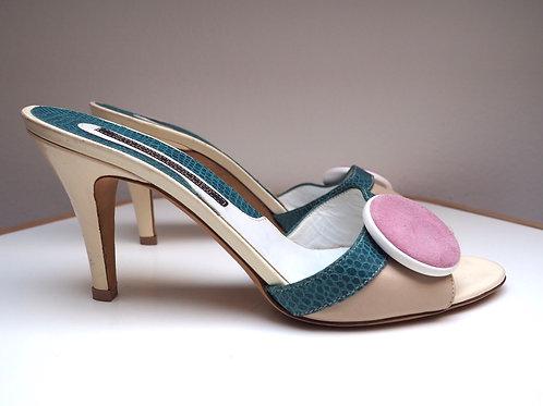 STUDIO POLLINI Pastel Shades Heels