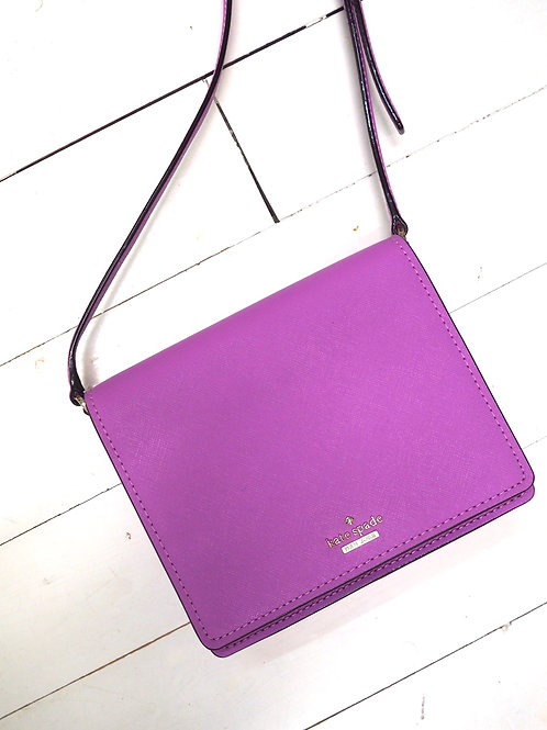 KATE SPADE Lilac Crossbody Bag