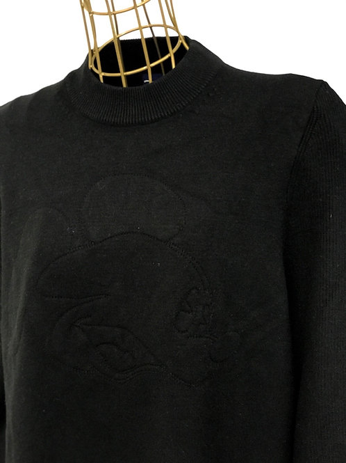 DISNEY x WOOD WOOD Emboridered Sweater