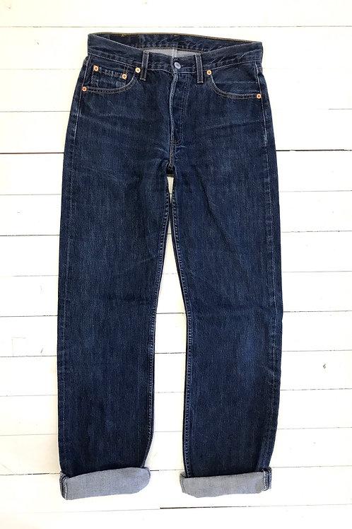 Levi's 501 Classic Jeans