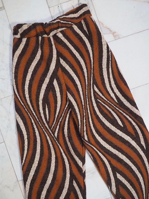 ZIA Wideleg Woven Stiff Pants