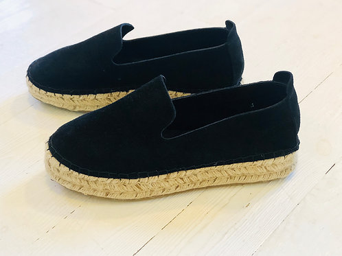 Reserved Leather Espadrilles