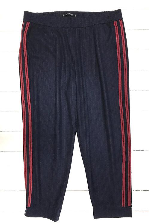 Zara Pants with side stripes