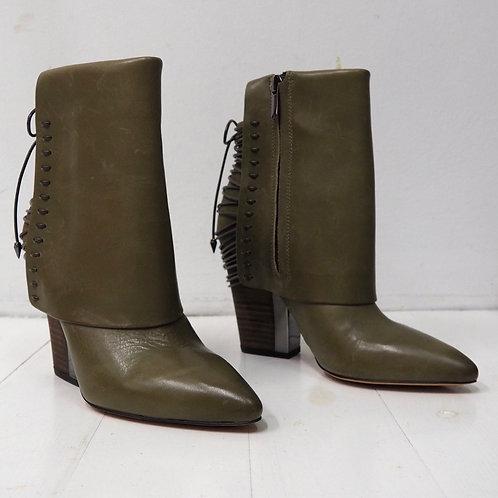SAM EDELMAN Khaki Ankleboots