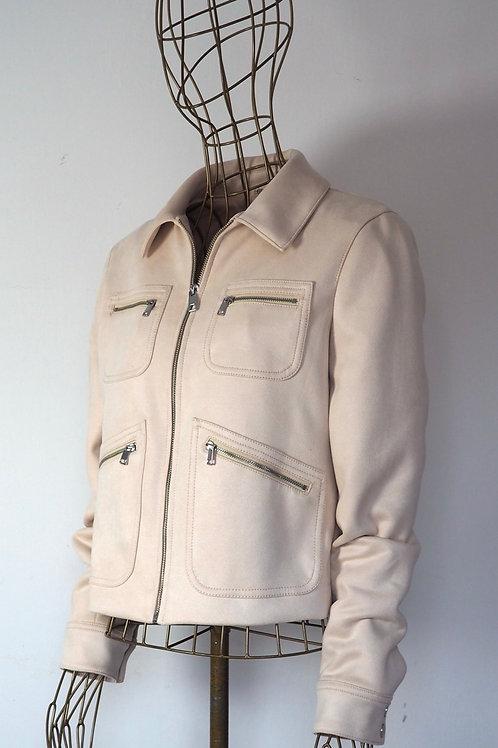 BANANA REPUBLIC Cream Jacket