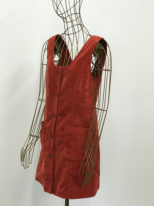 Corduroy Vintage Dress