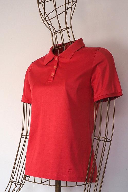 AIGNER Coral Pique T-Shirt