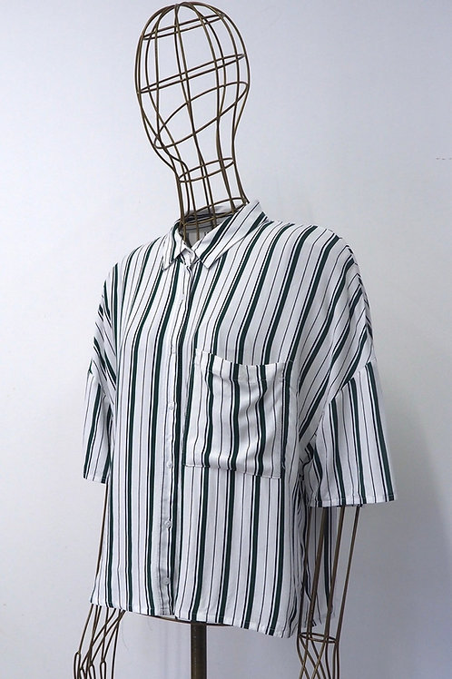 PULL&BEAR Striped Shirt