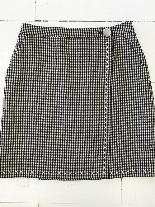 Kooples Studded Skirt