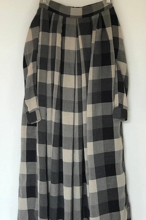 TAMARA TOTH Maxiskirt with sleeves