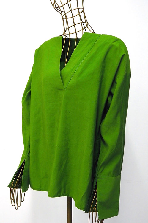 COS Grassgreen Shirt
