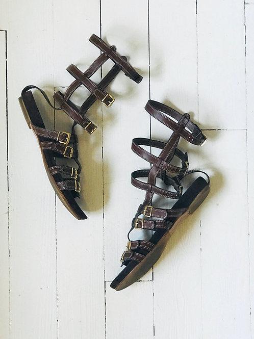 Lea Foscati Gladiator Sandals