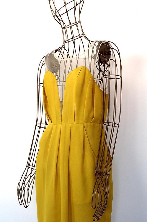MARKS&SPENCER Net/Pleated Dress