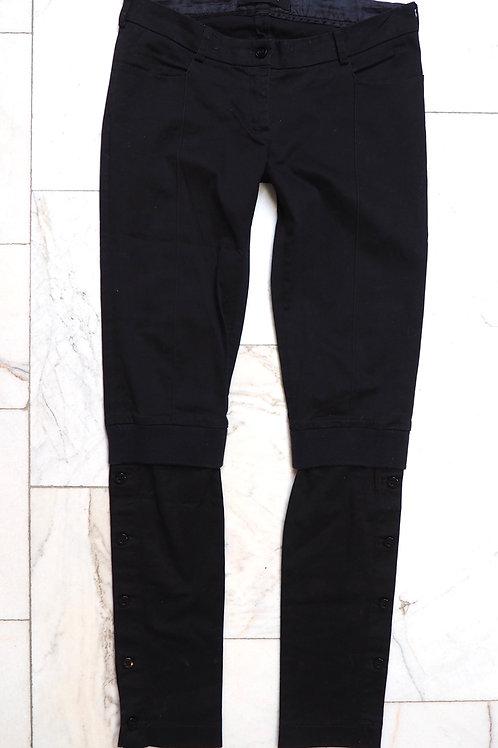NANUSHKA Buttoned Pants
