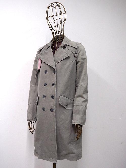 TIGER OF SWEDEN Grey Trenchcoat