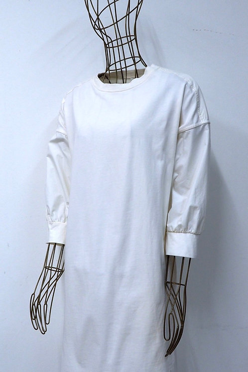 COS White Sweater Dress