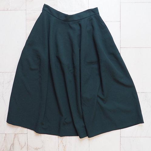 COS Deepgreen Midiskirt