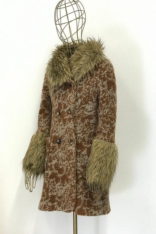 Armani Jacket Knitted Coat