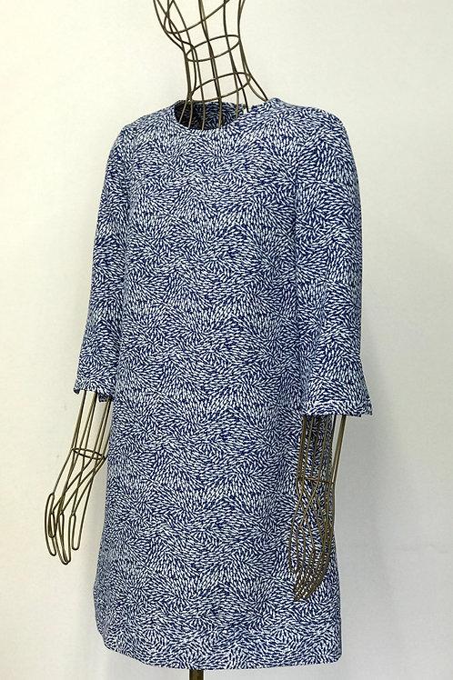 TED BAKER Fish Printed Dress