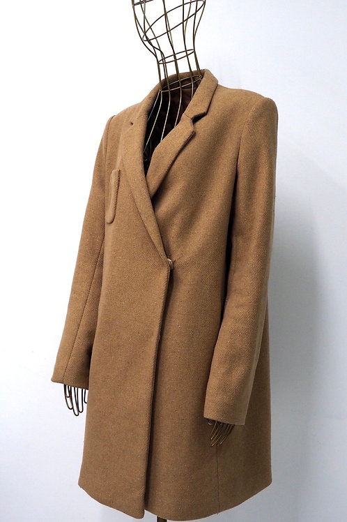 GAP Beige Wool Coat