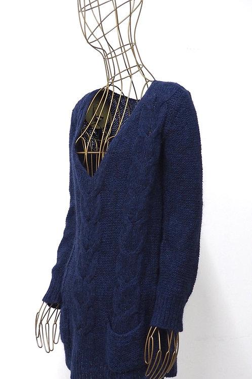 MASSIMO DUTTI V-Neck Sweater