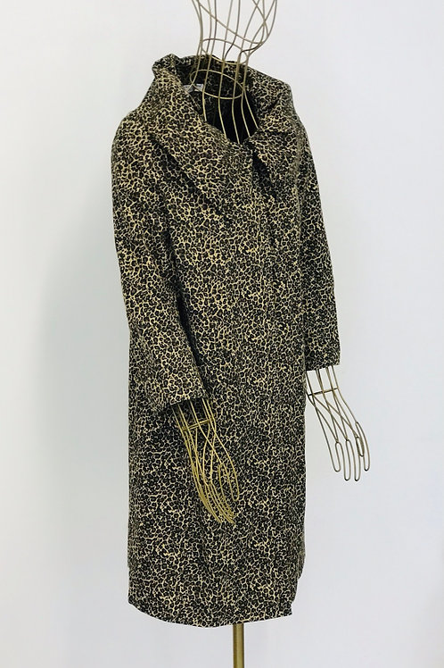 Leopard Trenchcoat