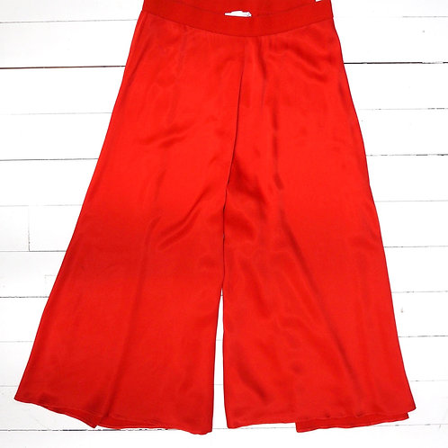 COS Shiny Red Culotte