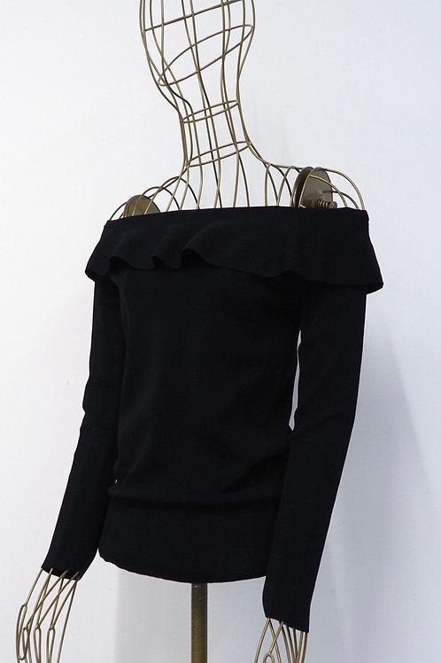 COS Off Shoulder Knit Top