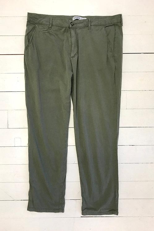 ZARA Khaki Light Pants