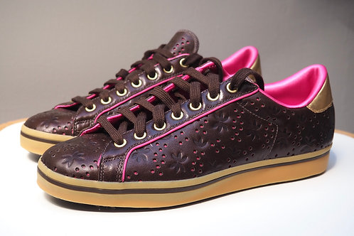 ADIDAS Handbags for Feet Leather Sneakers