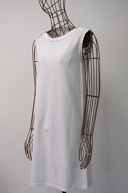 LACOSTE White Tennis Dress