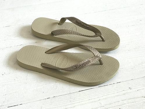 Shiny Havaianas Flip-Flop
