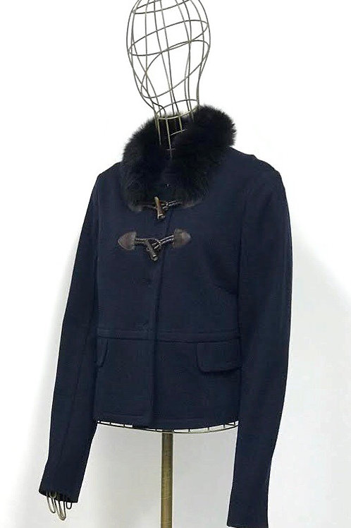 InTrend Jacket with Removable Collar