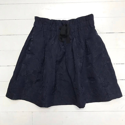 H&M Embroidered Skirt