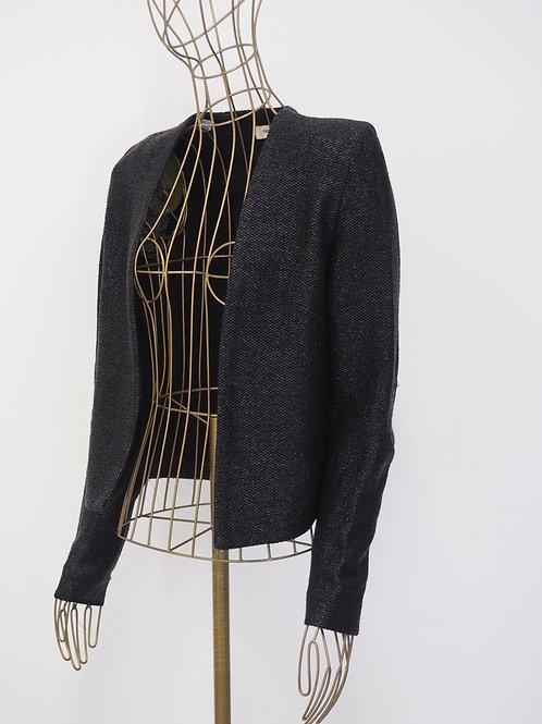 NANUSHKA Woven Open Jacket