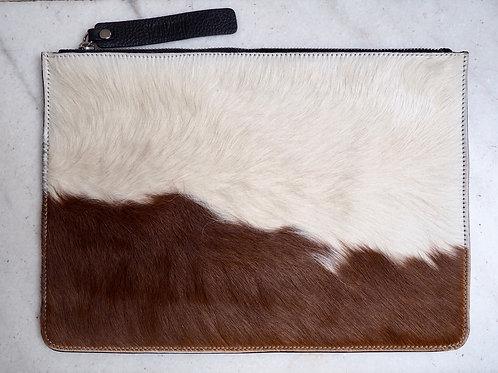 HAJDU ANETT Muflon Envelope Bag