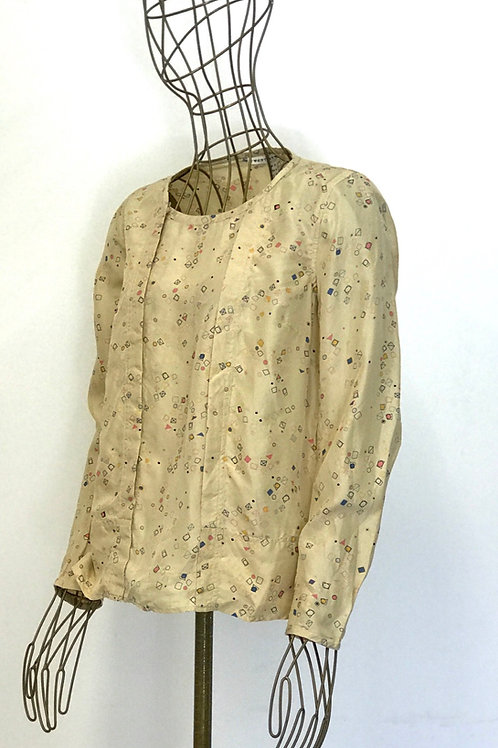 TWENTY8TWELVE Silk Blouse