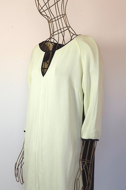 FRENCH CONNECTION Contrast Tunic/Dress