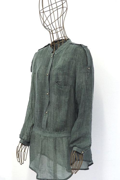 NANUSHKA Light Wool Shirt