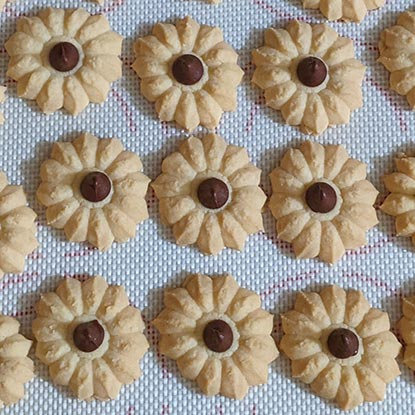 Indonesian Butter Cookies (1 lb)