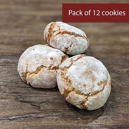 Original Amaretti (12 cookies)