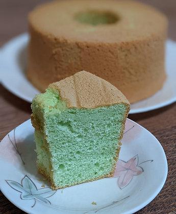 Pandan Chiffon Cake (6-Inch)