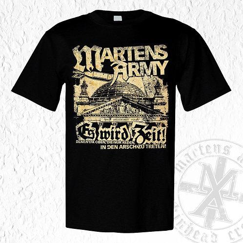 Martens Army -  Es wird Zeit, schwarz