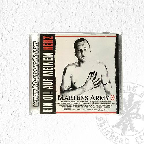 Martens Army - Ein Oi! auf meinem Herz, CD